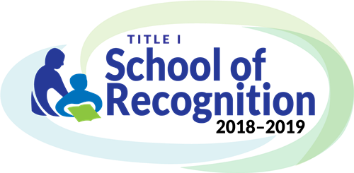 Title 1 School of Recognition logo